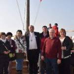 Na lodi na Galilejském jezeře