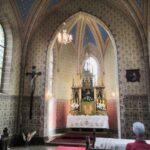 Poutní kostel Humberk